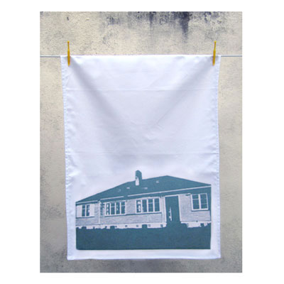STATE HOUSE TEA TOWEL